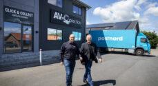Stadig stigende omsætning hos AV-Connection