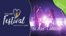 Følg Soleng Festival på storskærm på Rådhustorvet