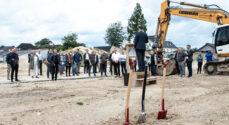 Nu begynder Lindehaven-byggeriet