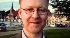 Ragnar Gardarsson er ny formand for Nye Borgerlige