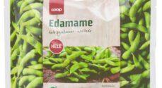 Sojabønner fra Edamame skal retur eller smides ud