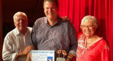 Årets Thorleif bliv givet til Lars Alvad fra Odense Sommerrevy