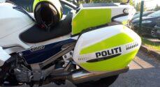 Politiet sender en hilsen til hurtige bilister i Rinkenæs