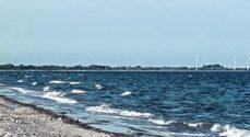 Nu kan der igen bades ved Sønderkobbel Strand