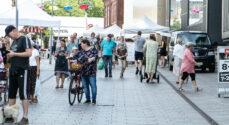 Billeder: Kommunen har igen sat scenen til en Torvedag