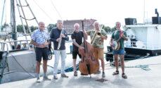 Billeder: Jazzkoncert ved vandkanten