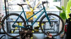 Billeder: Fri BikeShop tilbyder en klima- og sundhedsrigtig transportform