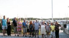 Gråsten Æblefestival inviterede frivillige til hyggeaften
