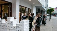 Billeder: LY Copenhagen genåbnet i Jernbanegade