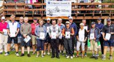 Golfspillere kom gennem turneringen Elhjørnet i Centrum