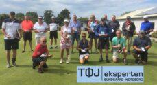 Resultater fra Tøjeksperten Bundgaards golfturnering