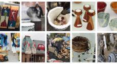 Kom og gør en god handel på KunstPunkts kunsthåndværkermarked