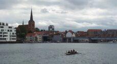 Følg AGS og Statsskolens årlige rodyst på direkte tv fra Alssund