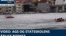VIDEO: AGS og Statsskolens årlige rodyst