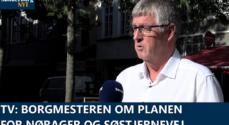 TV: Borgmesteren om planerne for Nørager og Søstjernevej