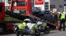 Politiet vil gerne høre fra cyklist der var tæt på at blive kørt ned