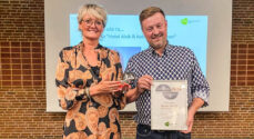 Stjernekokken Jesper Koch hædret med Sønderborg Handels INITA-prisen