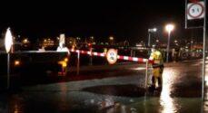 Risiko for højvande lukker Sønder Havnegade for trafik fra torsdag morgen