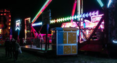 Billeder: I weekenden er der tivoli på Ringriderpladsen