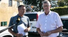 Tour de France-ledelsen skal bruge et kort over sidevejene på Tour-ruten