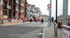 Sønder Havnegade spærret for trafik