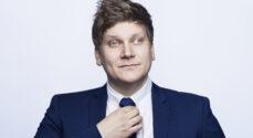 Heino Hansen optræder i Alsion med 'Heino Hansens første Comedy Show'
