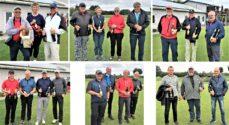 Golf: Vinderne i Sponsor- og medhjælperturneringen