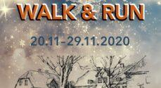 Vær med i det virtuelle Holm Walk & Run og få en flot, unik medalje