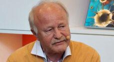 Professor Hans-Jørgen Schanz fortæller om sin dansk-tyske opvækst