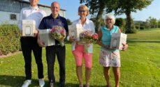 Golf: Tove Zanchetta og Mikkel Frost Jensen er klubmestre