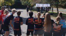 AGS sejrede sikkert i stafetløbet