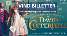 Vind billetter til filmen The Personal History of David Copperfield