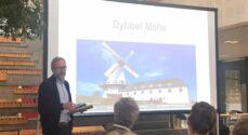 Renoveringen af Dybbøl Mølle belønnet med 'Anerkendelse 2020'