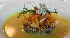 Spændende vild vegetarisk aften med Rima Gaisyte
