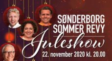 Sønderborg Sommer Revy inviterer til forrygende Juleshow