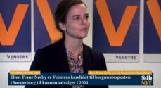 Ellen Trane Nørby om sit borgmester-kandidatur