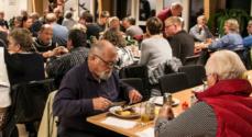 Deltag i Fællesspisning å synnejysk i Sønderborghus