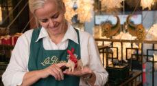 Hvad med et besøg i konditoriet La Glace og tre timers shopping på Strøget?