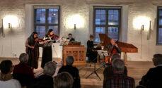 Anmeldelse af Ensemble 1585s koncert i Riddersalen
