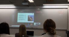Det Blå Gymnasium og Bitzer Electronics i virtuelt samarbejde