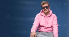Til foråret 2022 kan du opleve Tobias Dybvad i Alsion