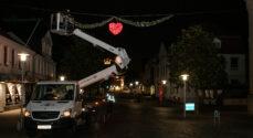 Vollerup el-service sørger for julelysene