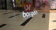 Borgen Shopping har fokus på energi-effektivitet