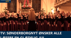 TV: SønderborgNYT ønsker alle læsere en Glædelig Jul