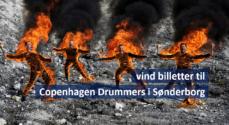 Vind billetter til Copenhagen Drummers i Sønderborg