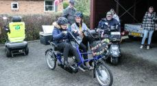 Hjul skal jo rulle - så KGGOs parallel-cykel skifter ejer