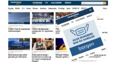 SønderborgNYT justerer - fremover bliver det lettere at finde rundt på siden